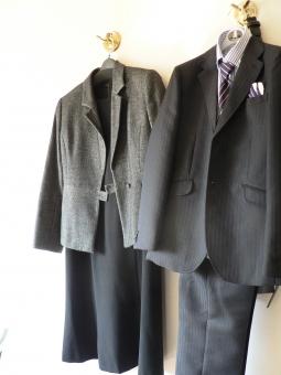 背広 入学式 卒業式 卒園 式服 スーツ 父兄 ブラック フォーマル