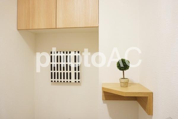 トイレ インテリアの写真