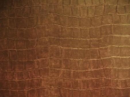 ワニ 革 テクスチャ 背景 壁紙 クロス 皮 合皮 茶系 ワニ皮 模様 合成皮革