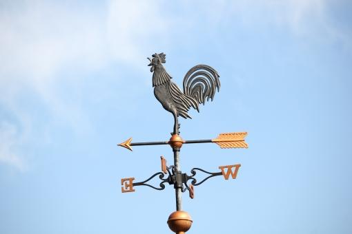 風見鶏」に関する写真|写真素材...