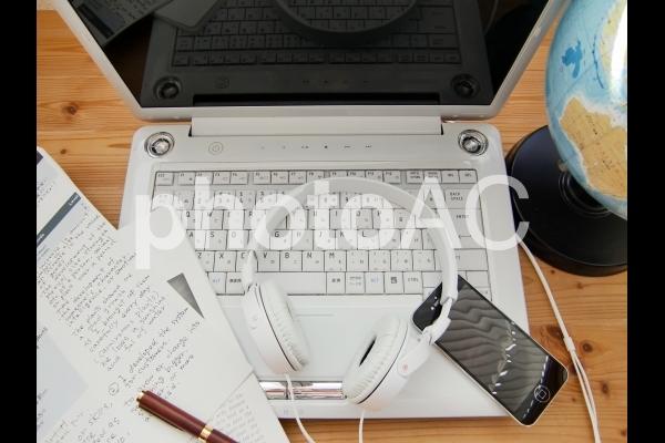 英語の勉強 オンライン英会話 2の写真