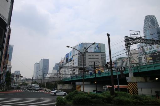 西武新宿駅前 jr新宿駅 大ガード 新宿 jr山手線 jr中央線