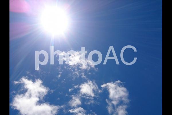 紫外線の写真