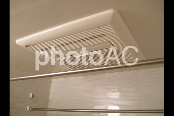浴室乾燥機の写真
