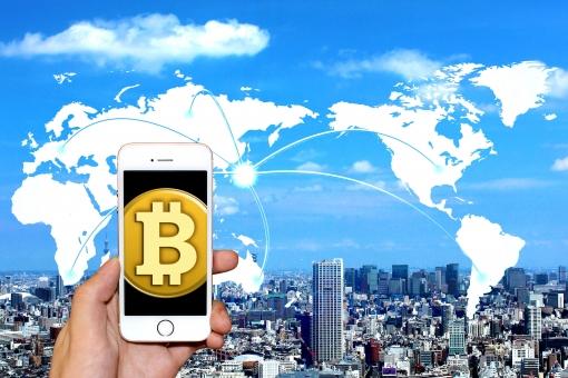 「ビットコイン 世界」の画像検索結果