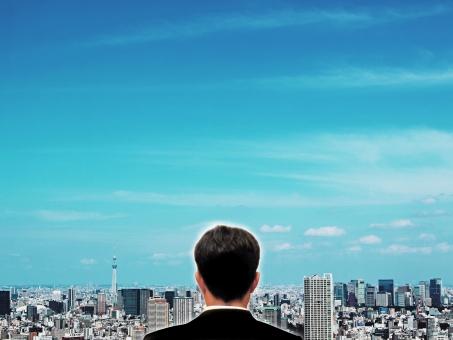 社会人 ビジネスマン サラリーマン 仕事 労働 求人 転職 新卒 新入社員 就職 就職活動 夢 目標 不安 期待 希望 都市 東京 東京都 都会 都心 展望 景色 風景 景観 行く先 意思 目指す 新社会人 価値観 人物 人 人間 背中 背後 コピースペース テキストスペース 文字スペース スペース 余白 営業マン セールスマン スキルアップ 俯瞰 眺める 眺め 眺望 ビジネス ビジネスイメージ ビジネススキル 営業 勤務 人生 見つめる 視野 素材 辞職 不動産 頭 後頭部 男性 男 後ろ向き 後向き 快晴 青空 空 雲 晴天 晴れ 上半身 ビジネスパーソン 一人 遠望 望遠 遠景 オフィス 退職 オフィス街 ビル 高層ビル 建物 ビル群 将来 今後 ストレス 荒波 遠く 見渡す 昼 街並み 会社員 会社 外回り チャレンジ チャレンジ精神 リーダーシップ リーダー 社会 社交性 人事 遠くを見つめる 生甲斐 生きがい 市街地 やる気 スーツ 熱意 キャリア キャリアアップ さわやか 爽やか 爽快 新人社員 新人 社員 イメージ 見通し 起業 進路 理想 前途 パノラマ 街 街並 関東 関東地方 シルエット 悩む 立ち止まる 立つ 自分探し 出張 エリート 出世 出世階段 格差 競争 教訓 研修 人材 向上心 忍耐 努力 人間関係 採用 新卒者 飛躍 可能性 mokn23