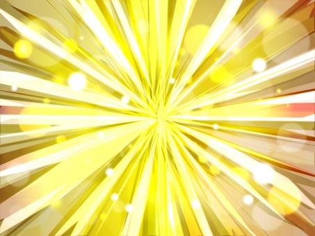 水玉 背景 風景 景色 バック バックイメージ バックグラウンド キラキラ グリーン 電光 フラッシュ フラッシュ背景 反射背景 放射背景 後光 鮮やか 綺麗 目立つ背景 テクスチャ テクスチャー 黄色 黄金 ゴールド ピカピカ 光沢 光 反射 放射 放射線 ビックリ 目立つ