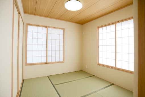 空家イメージ 和室の写真