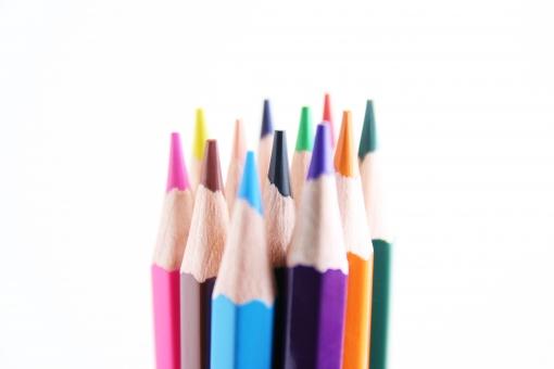 「色鉛筆」の写真