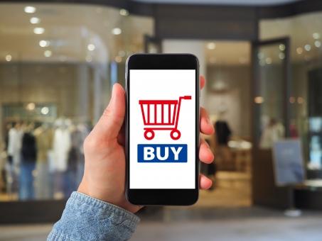 ショッピングイメージの写真