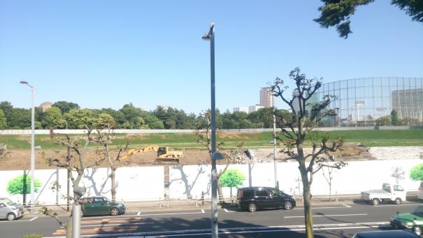 新国立競技場 建設予定地 東京オリンピック 港区 跡地 国立競技場