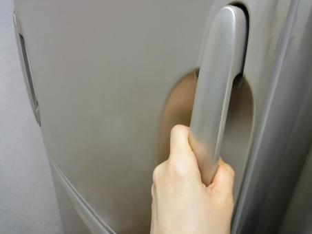 冷蔵庫 ドア 開ける 保存 フリーザー 節電 光熱費 電気代 電気 生活家電 家電 家電製品 電化 オール電化 電化製品