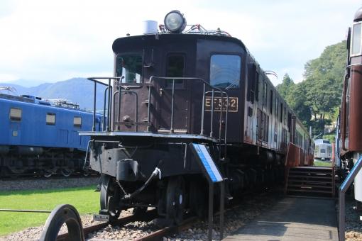 ef53電気機関車 直流用電気機関車 戦前 電気機関車 ef53 鉄道文化むら 横川