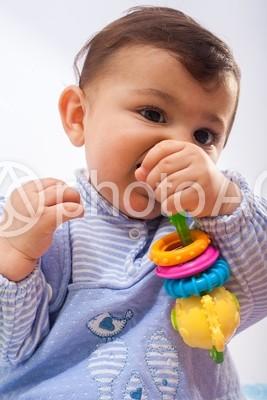 男の子の赤ちゃん31の写真