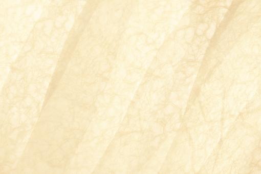 ベージュの和風和紙テクスチャ背景素材の写真