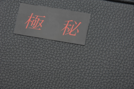 ファイル ケース 極秘 秘密 マル秘 ビジネス ビジネスアイテム アイテム 任務 ミッション 社外秘 シークレット トップシークレット 情報 漏えい 個人情報 資料 文字