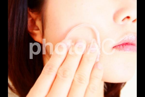 シリコンパフ5(化粧)の写真