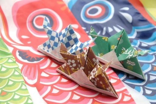 鯉のぼり こいのぼり 兜 冑 かぶと 甲 子どもの日 子供の日 こどもの日 お祝い 節句 行事 子ども 成長 折り紙 おりがみ 折紙 イベント
