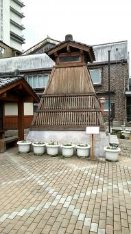 和式 木造 日本 倉庫 古式 古