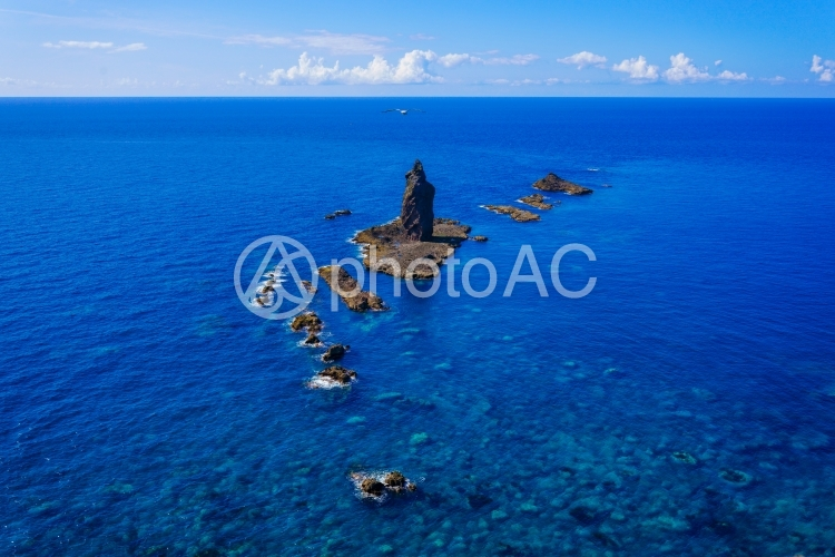 神威岬の写真