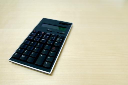 電卓 計算機 電子式卓上計算機 Calculator デスクトップ