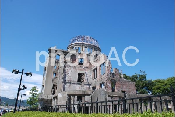 原爆ドームの写真