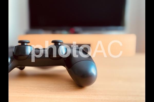 ゲーム コントローラーの写真