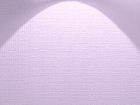 【布壁】上から照らす (紫色) シンプルテクスチャ背景素材の写真