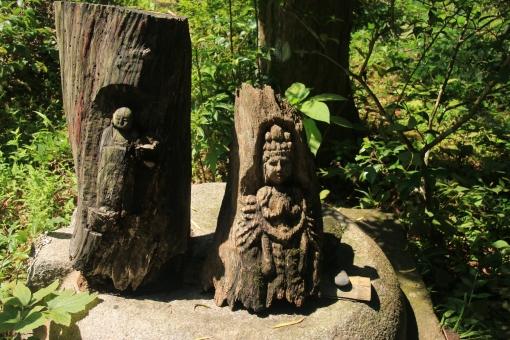 木仏」に関する写真 写真素材な...