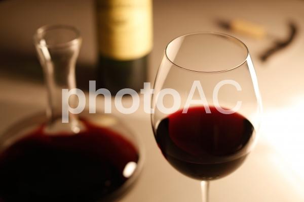 赤ワイン3の写真