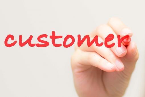 顧客 アルファベット 書く お客様 英語 単語 ビジネス 女性 赤ペン カスタマー 相談 電話 指 手 対応 営業 企業 会社 ノルマ