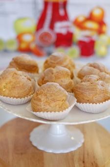 シュークリーム sweets スイーツ cake ケーキ party パーティー visiter おもてなし homemade 来客 baking 手作り french フレンチ crispy ケーキ屋 cream creampuff