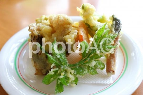 野菜の天ぷら盛り合わせ 2の写真
