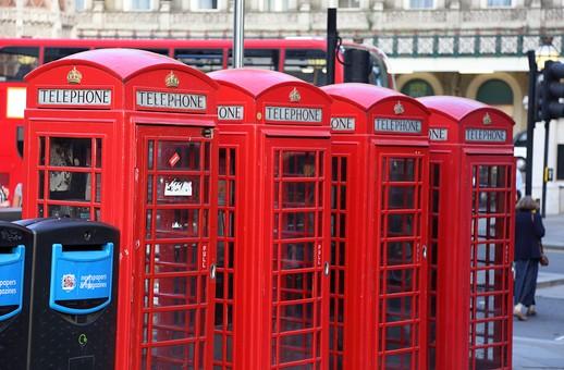 England United Kingdom UK London 倫敦 英国 異国 イギリス ロンドン 世界都市 海外 外国 アンティーク 電話ボックス 赤 冠 王冠 テレフォン TELEPHONE 電話 インテリア 風景 街中 待合せ TEL  ゴミ箱 人物 バス 乗り物 街並み 町並み 風景 キオスク K1 K2 K3 K4 K5 K6