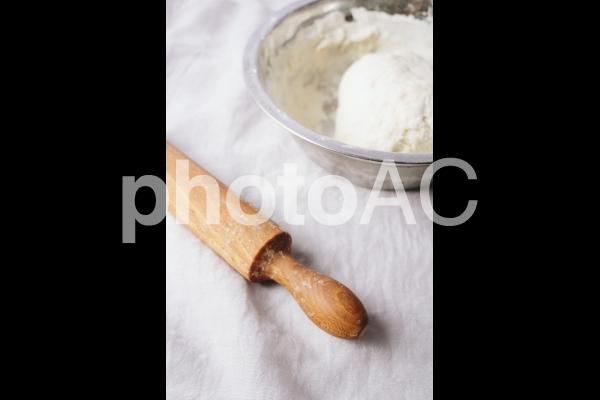 パン作り072の写真