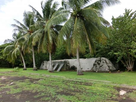 サイパン テニアン 戦跡 戦争 太平洋戦争 日本軍 歴史 防空壕