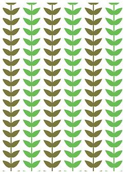 背景 テクスチャ テクスチャー バックグラウンド 背景素材 アップ 模様 正面  ポスター グラフィック ポストカード 柄 デザイン 素材  フレーム 装飾  全面 飾りつけ 北欧風 葉っぱ 葉 双葉 ふたば 植物 草 緑 カーキ