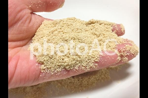 米糠のイメージの写真