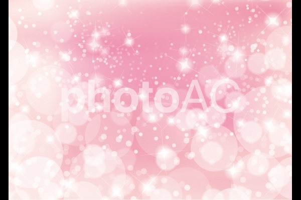 ピンクファンタジーの輝きテクスチャ背景素材の写真