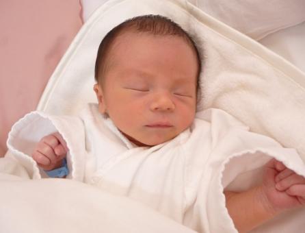 新生児の写真
