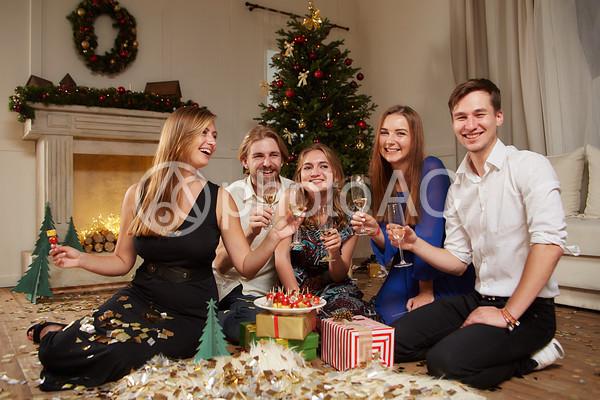 クリスマスパーティー7の写真