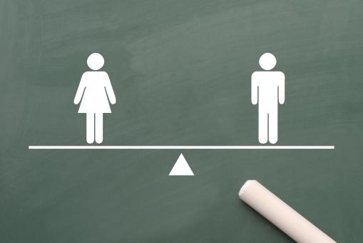 「男女平等 フリー画像」の画像検索結果