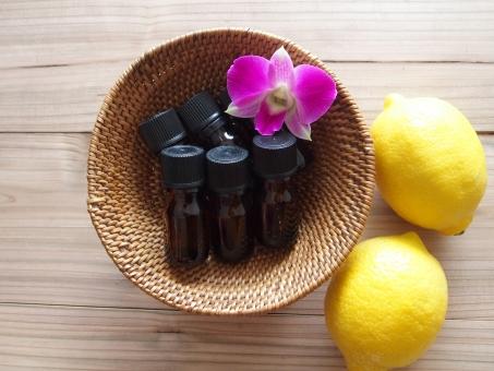 アロマオイル レモン アロマ エッセンシャルオイル 精油 アロマテラピー アロマセラピー 蘭 ラン デンファレ アタ製品 美容 エステ 代替医療 認知症