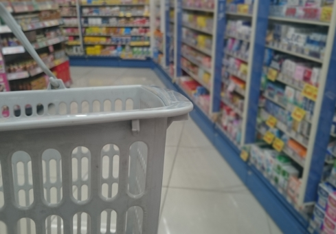 熱 風邪 病気 買い物 ショッピング 薬 アレルギー 販売 化粧品 ヘルスケア 薬局 ドラッグストア
