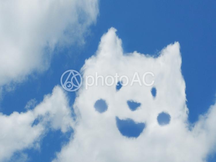 空と雲95の写真