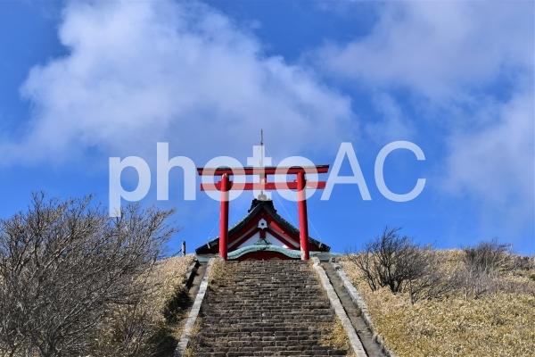 箱根元宮神社の写真