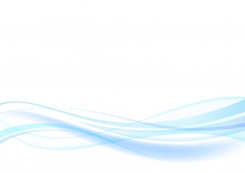 背景ウェーブ素材4の写真
