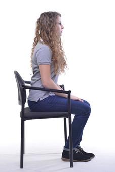 「姿勢を正す」の画像検索結果