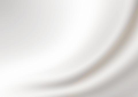 サテン布背景_白の写真