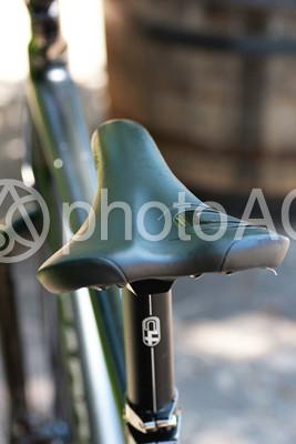 ロードバイクのサドルの写真